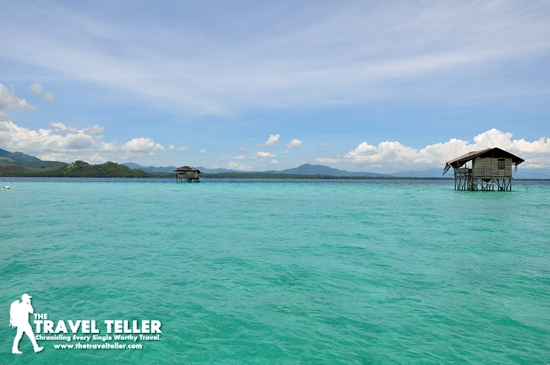 The Pristine Waters of Burias Islet