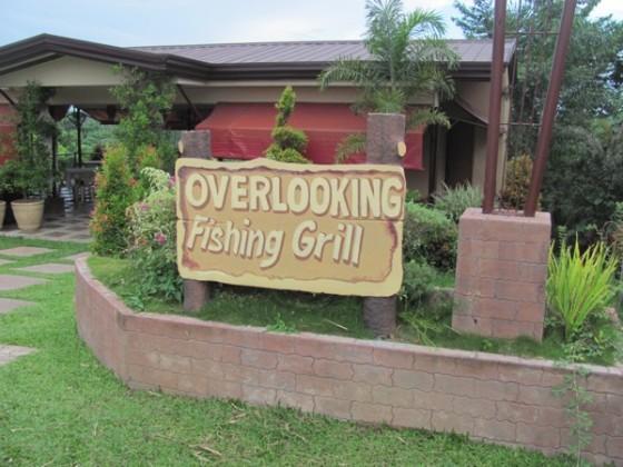 Fishing Grill