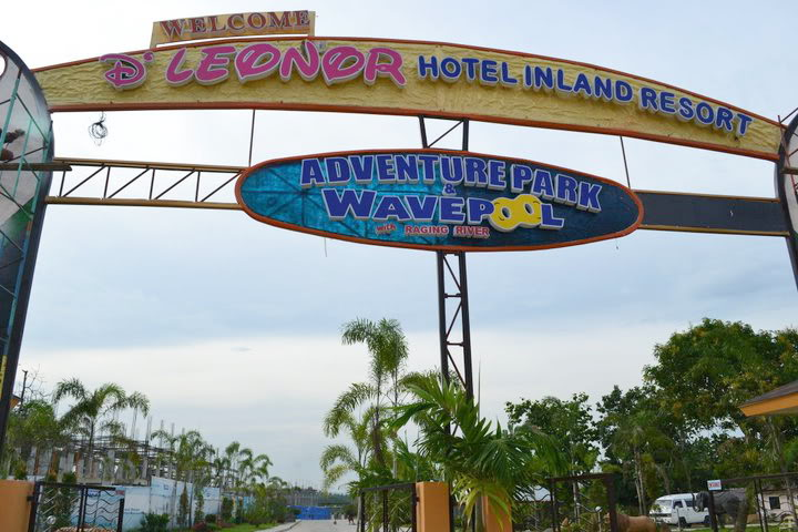 D Leonor Inland Resort And Wavepool Davao City Wonderful Places In Davao